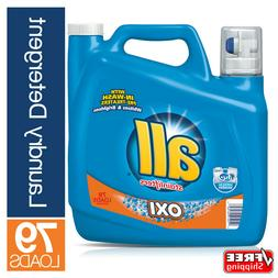Oxi Liquid Laundry Detergent, 79 loads, 141 fl oz