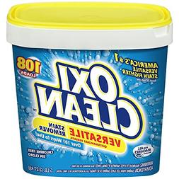 OxiClean Versatile Stain Remover Free 5 Lbs, Pack of 2