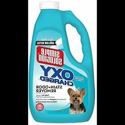Simple Solution Oxy Charged Pet Stain and Odor Remover, Made