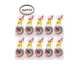 Pack of 10 - Shout Triple-Acting Stain Remover Spray, 30 Oun