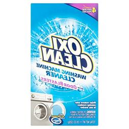 PACK OF 6 - OxiClean Washing Machine Cleaner with Odor Blast