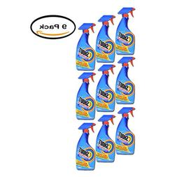 Pack of 9 - Shout Advanced Stain Remover Gel Spray, 22 Ounce
