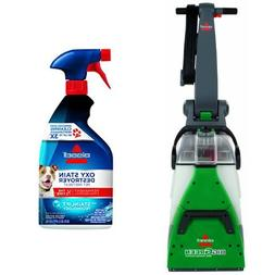 Permanent Pet Stain Remover Bundle - Big Green + Bissell Oxy