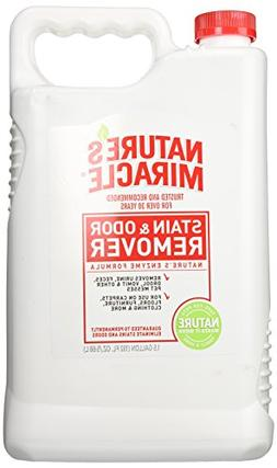 Nature's Miracle Pet Stain and Odor Remover, 1-1/2-Gallon