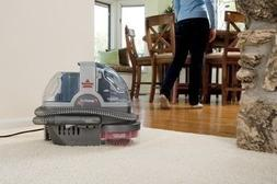 Pet Vacuum Carpet Cleaner Hands Free Cat Dog Animal Fur Stai