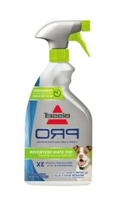 BISSELL PRO Oxy Pet Stain Destroyer Carpet and Area Rug Stai