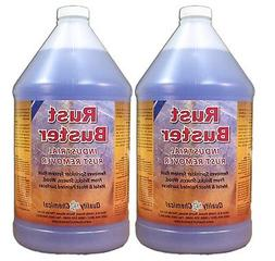 Rust Buster Commercial Heavy-Duty Rust Stain Remover - 2 gal
