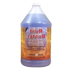Rust Buster Commercial Heavy-Duty Rust Stain Remover - 1 gal