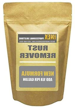 INEX Rust Remover Dry Formula - Each Pound Makes 1 Gallon So