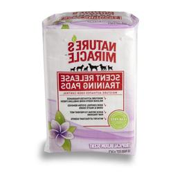 Nature's Miracle Scent Release Training Pads, Tropical Bloom