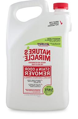 Nature's Miracle Stain & Odor Remover, 1.33 gallon
