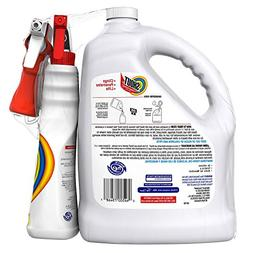 Shout? Stain Remover with Extendable Trigger Hose -128 oz +
