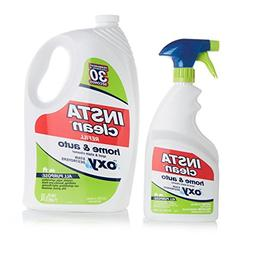 InstaClean Stain-Removing 32 oz Cleaner with 128 oz Refill