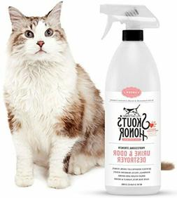 Skout's Honor Professional Strength All-Natural Cat Urine an