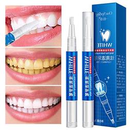 Teeth Whitening Gel Pen Quick Remove Stain Yellow Teeth Whit