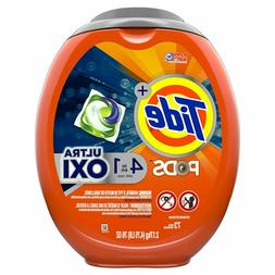 Tide Pods Ultra Oxi Liquid Laundry Detergent Helps Track Tou