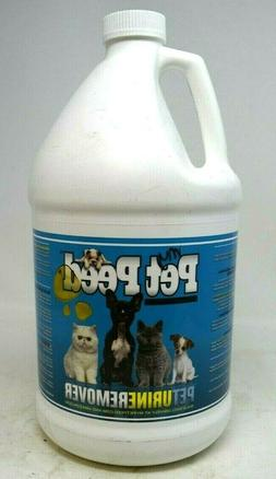 My Pet Peed Urine Odor And Stain Remover Cat Dog One Gallon