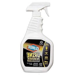 Clorox Urine Remover for Stains and Odors, 32 Ounce Spray Bo