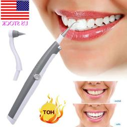 us stock electric sonic tooth stain plaque