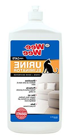 Four Paws Wee-Wee Cat Urine Eliminator Stain & Odor Destroye