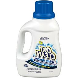 OxiClean White Revive Liquid Laundry Whitener + Stain Remove